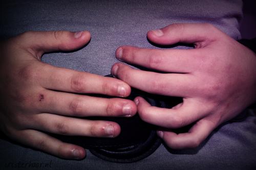 nagelbijter