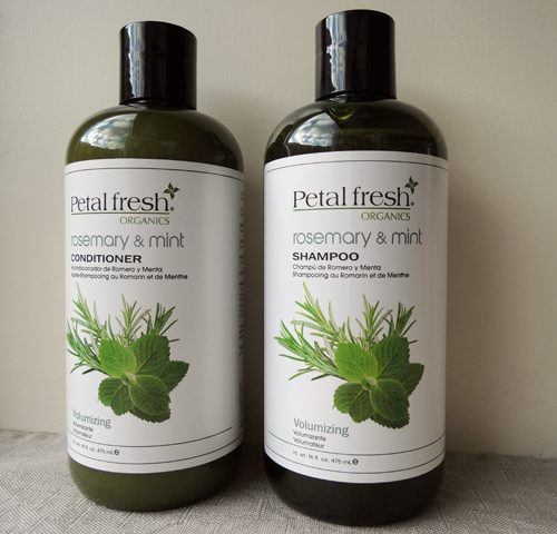 Petal Fresh Organics Shampoo Conditioner