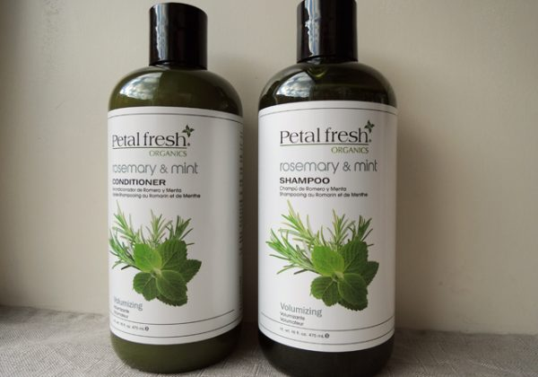 Petal Fresh Organics Shampoo Conditioner