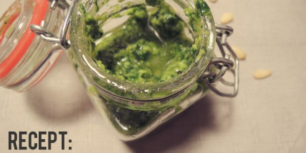 Klassieke Pesto + Recepttip