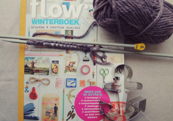 Flow winterboek