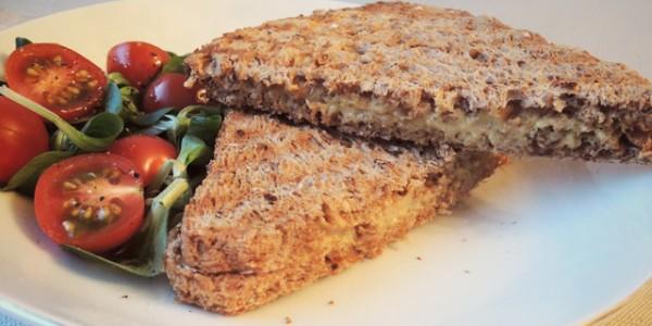 Kaastosti zonder kaas (Vegan)