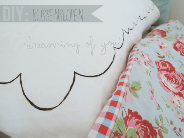 DIY: Dreaming of You | IKBENIRISNIET