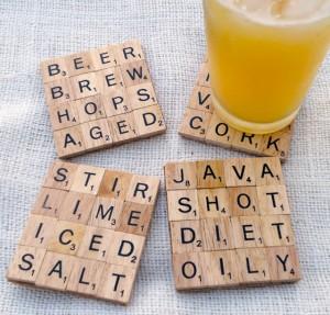 DIY Scrabbleletters   IKBENIRISNIET
