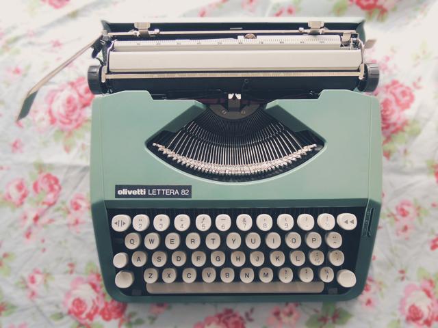 Typemachine | IKBENIRISNIET