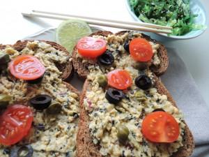 Tonijnsalade (Vegan)