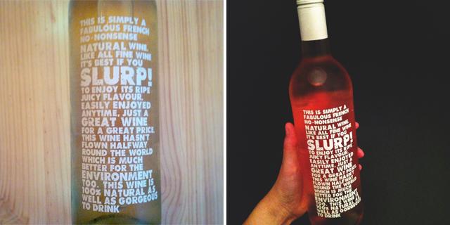 slurp-wijn