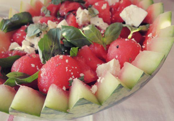 watermeloen-salade