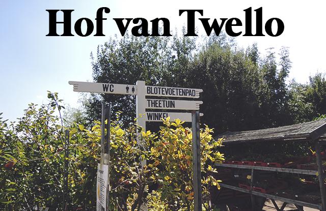 Groene Keuken Deventer : Hotspot: Hof van Twello & Het Blote Voetenpad