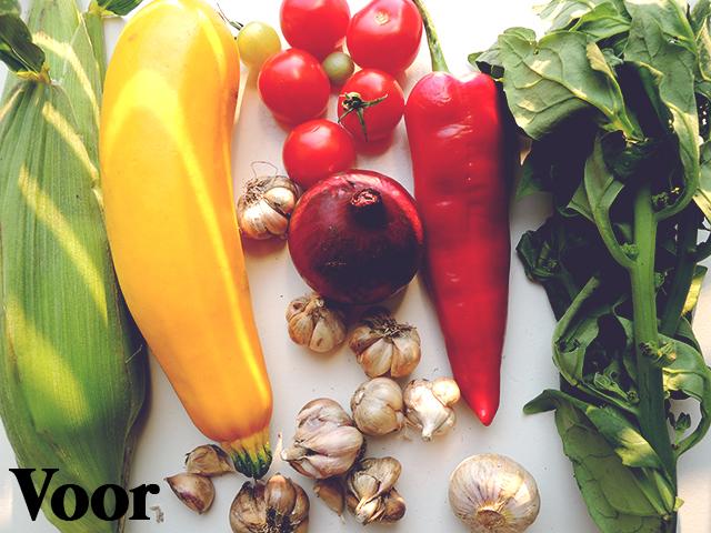 lokale groenten