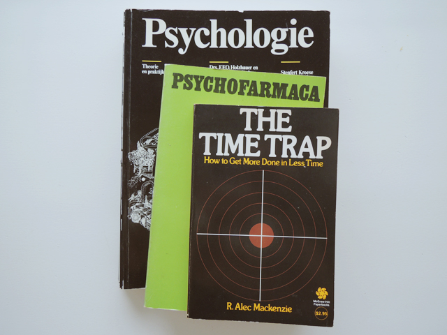 vintage psychology books