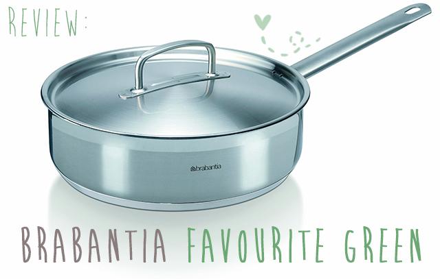 Brabantia Favourite Green hapjespan