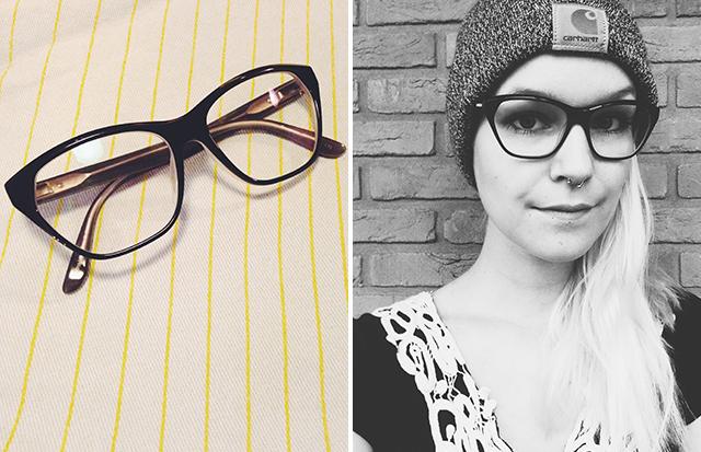 spijkers en spijkers bril
