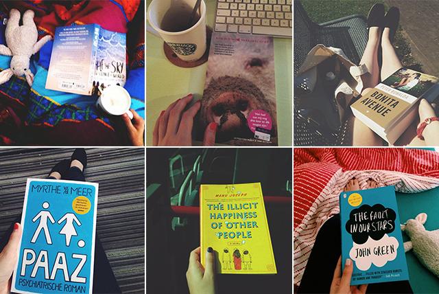 vakantie boeken lezen