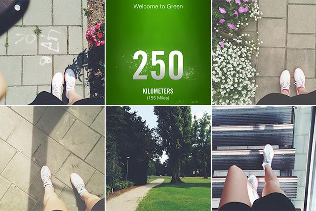 vakantie hardlopen