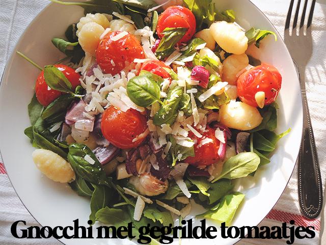 vegetarisch gnocchi recept