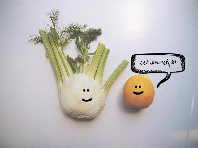 venkel en citroen