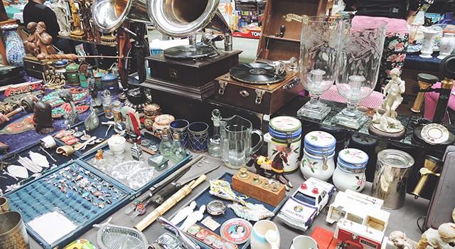 vintage spullen