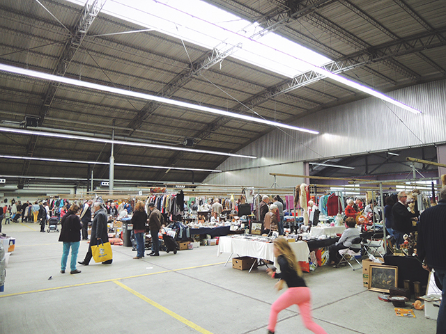 rommelmarkt vliegveld twente