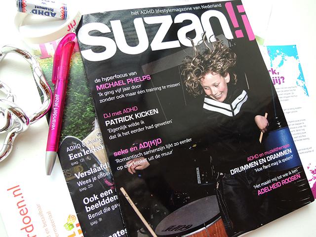 suzan adhd magazine