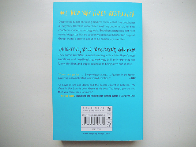 Citaten Uit Een Boek : Citaten uit een weeffout in onze sterren tzum nieuws