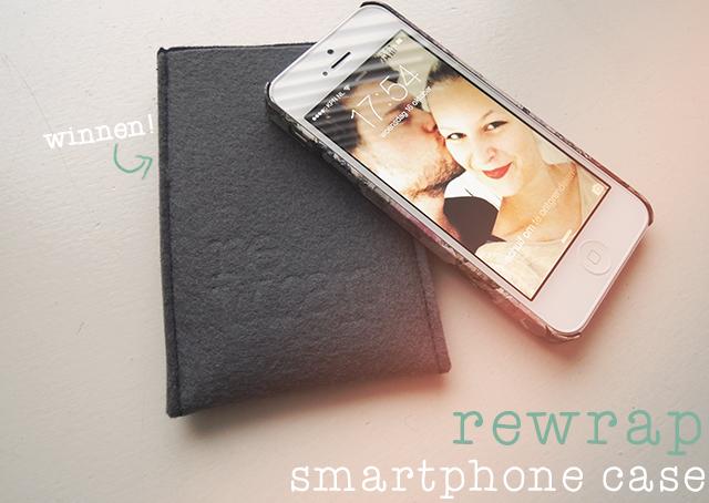 winactie rewrap iphone case