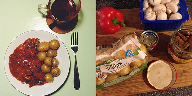 Vegan Challenge dag1