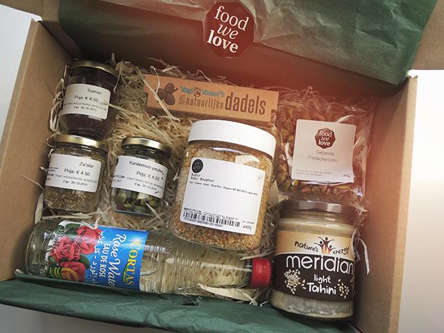 inhoud foodwelove box