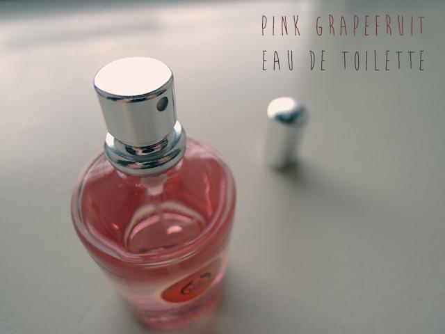 pink grapefruit parfum