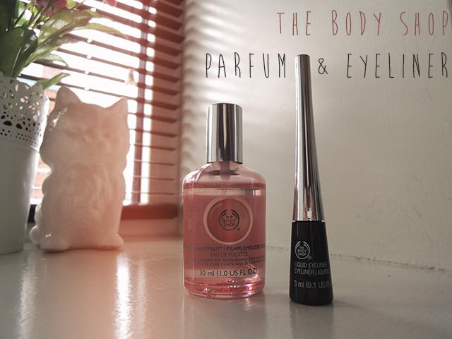 the body shop parfum