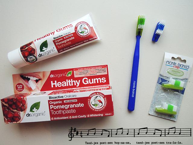 duurzaam tandenpoetsen