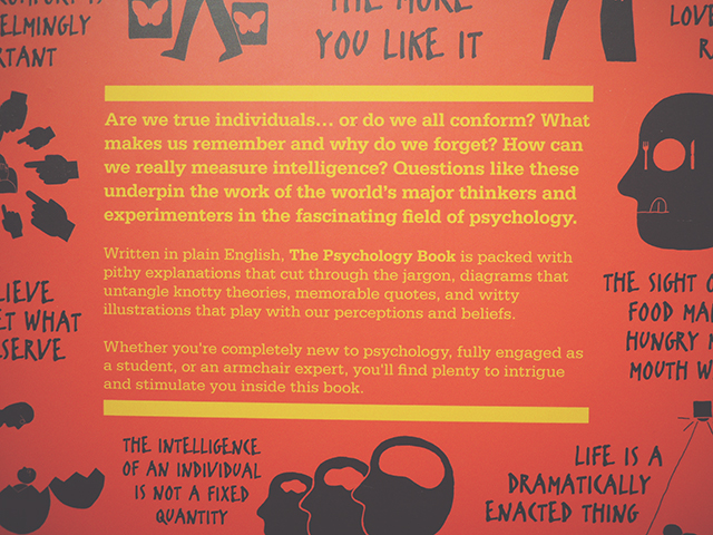the psychology book review