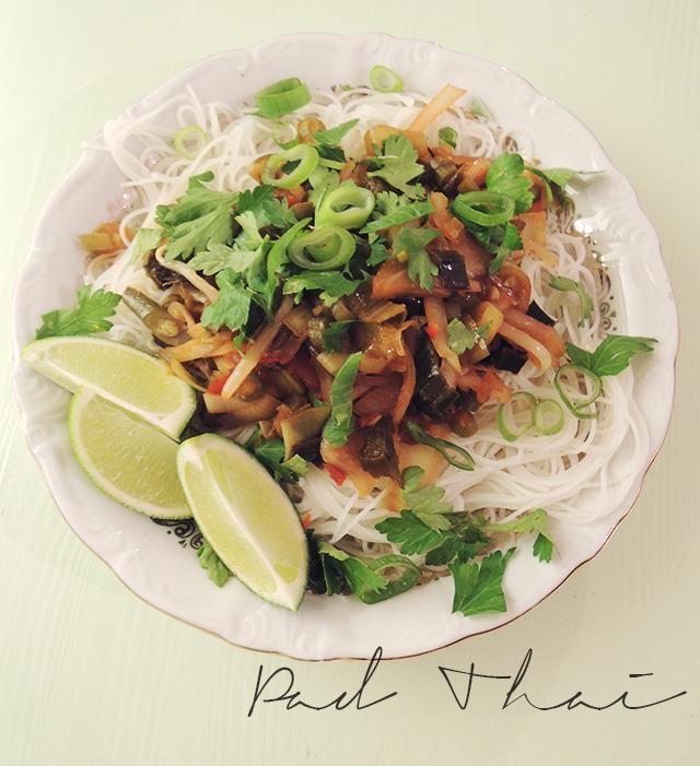 vega kerst pad thai