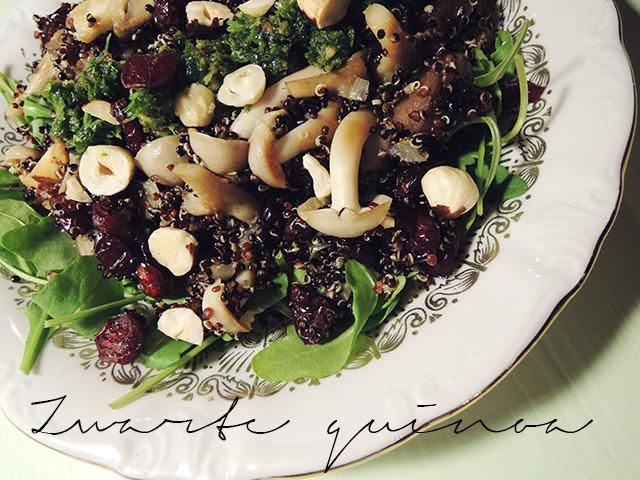 vega kerst quinoa