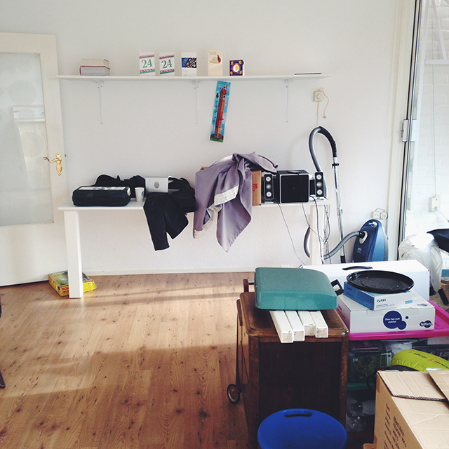 Verhuizen: Nieuwe huis