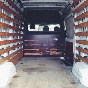 Verhuizen: Busje