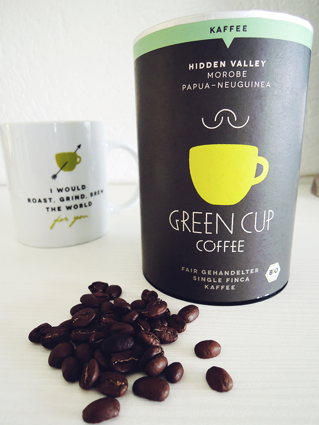 green cup coffee