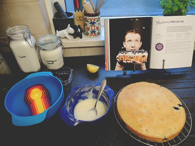 taartje bakken