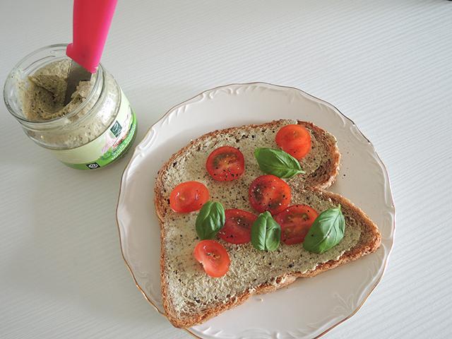 vegetarisch broodbeleg 1