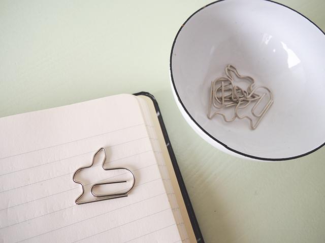 konijnen paperclips