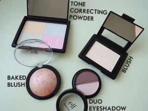 ELF make-up in Nederland