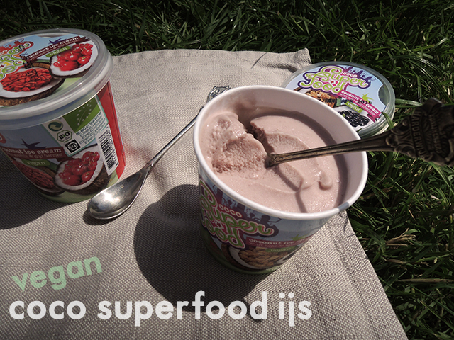 Review Coco Superfood ijs