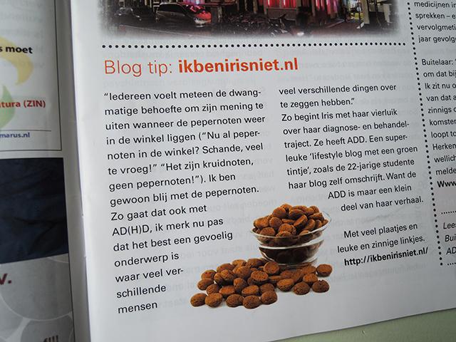 In de media: Impuls Magazine