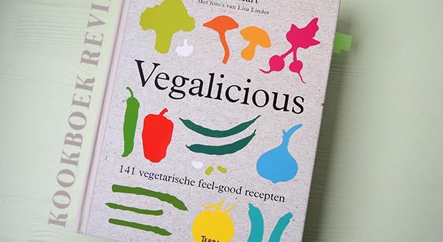 Kookboek Vegalicious