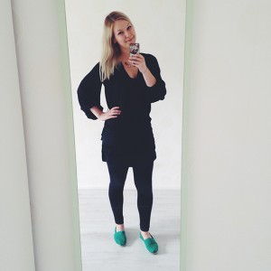 OOTD: H&M Conscious Collection