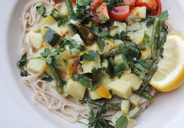 Recept: Zoete aardappel curry