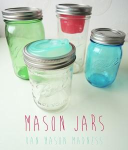 Mason Jars van Mason Madness