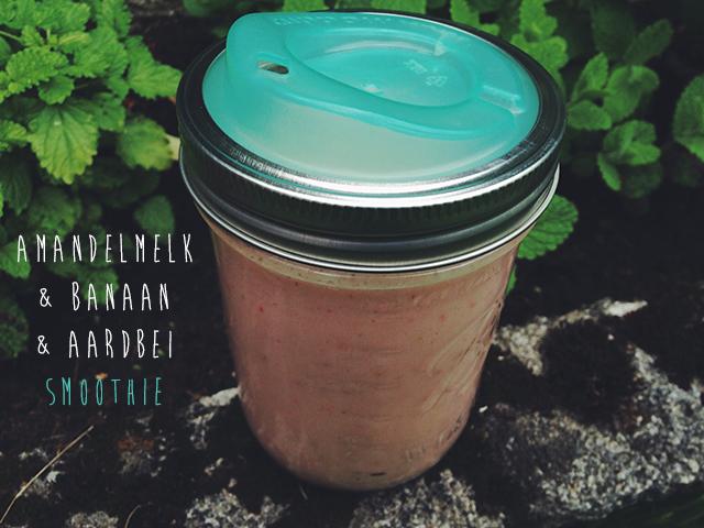 Mason Jar smoothie