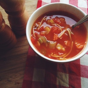 recept tomatengroentesoep
