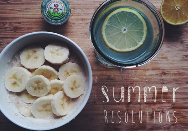 Summer Resolutions: Ontbijten
